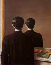 by Rene Magritte(click to see link)
