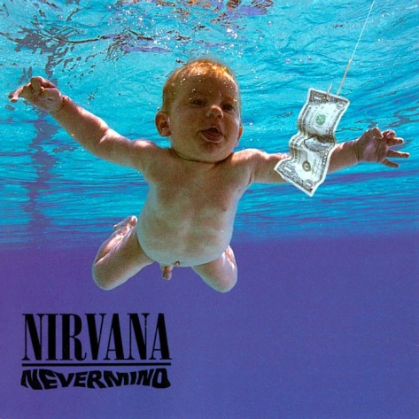 "Nirvana ""Nevermind"" cover"