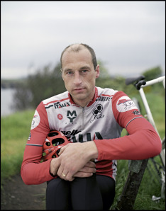 "Graeme Obree ""The Flying Scotsman"" by Jonathon Worth"