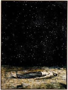 "Sternenfall (Falling Stars)"" (1995) by Anselm Kiefer"